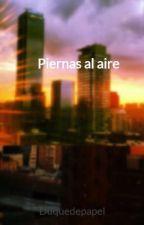 Piernas al aire by Duquedepapel