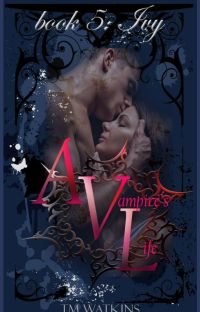 A Vampire's Life Book 5 cover