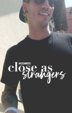 close as strangers ↣ joshler ✓ by nicosniners
