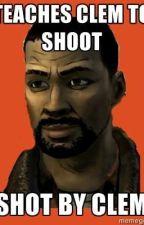 The Walking Dead Telltale Memes/Opinions/Random suff by shippingstoriesyay