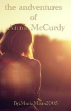 the adventures of Anne McCurdy by MariaMisra2005