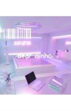 dear minho. | minho [tmr] by tsukkishairbrush