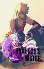 Bakugou's Sister by RawrZkittenZ