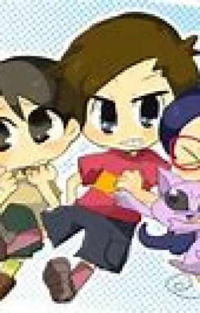 Preguntas y Retos a los personajes de Kid vs Kat by Tsubasa_Ozora