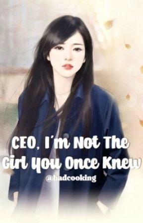 CEO, I'm Not The Girl You Once Knew (Hiatus) by badcooking