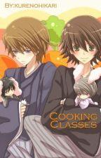 Cooking classes by kurenohikari