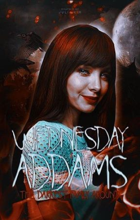 WEDNESDAY ADDAMS    SABRINA SPELLMAN by youneedgaysus
