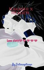 Kakashi x reader. by Sistersepticeye