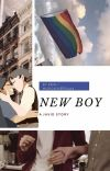 New Boy (A Javid Story) cover