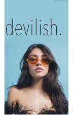 Devilish ♖︎//Michael Langdon\\ by Lil_phases