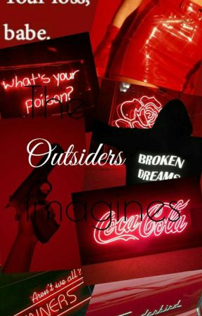 The Outsiders Imagines  by VintageBxbe