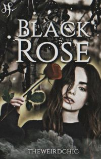 Black Rose {Fred Weasley} ✓ cover
