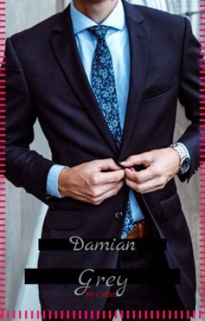 Damian Grey by StardustSpyder