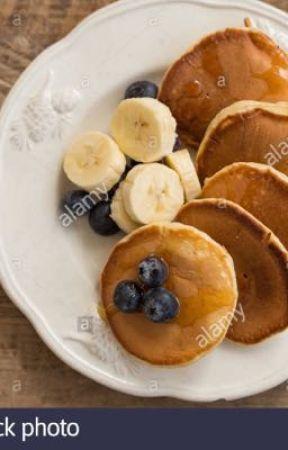 Exposición de inglés (pancakes)  by Unicorn26126