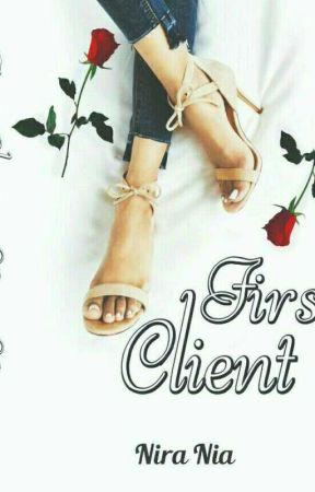 First Client (Sudah Terbit) by Nirania_Uz