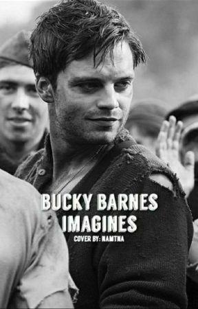 Bucky Barnes Imagines by yikesauds