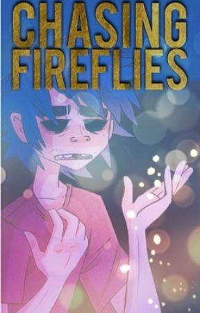 Chasing Fireflies  by melancholy-maniac