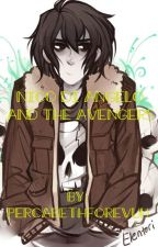 Nico Di Angelo and the Avengers by MoonyRose2