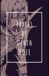 『Frases de Death Note』 cover