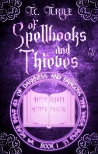 Of Spellbooks and Thieves cover