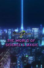 Senran Kagura: The World of Science & Magic by KazumaAkimoto