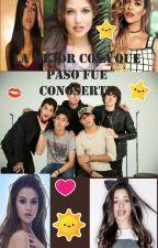 LA MEJOR COSA QUE PASO FUE CONOCERTE ||  CNCO || by TeamFuriel