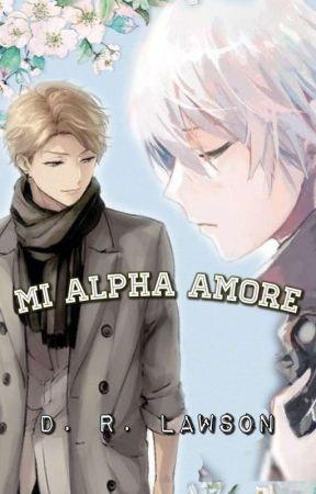 Mi Alpha Amore [BxB] by PoisonLovesMurder
