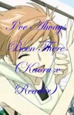 I've Always Been There (Kaoru x Reader) by MaeBelle3