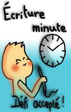 Écriture minute by Blounem