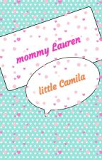 Mommy Lauren And Little Camila  by alex_ghramb
