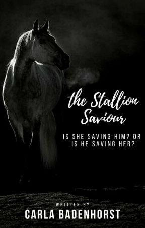 The Stallion Saviour by Crazyblondechick15