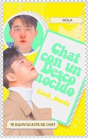 Chat con un desconocido || KaiSoo by Kook_Soosie