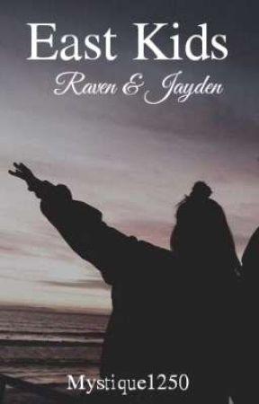 East Kids - Raven & Jayden by Mystique1250