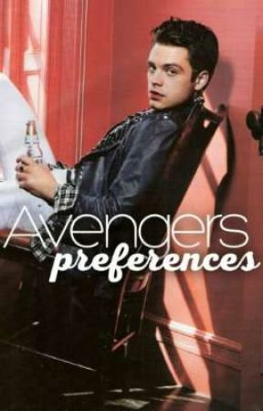 Preferences (Avengers) ⟨2⟩ by sassination