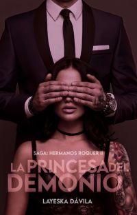 La Princesa Del Demonio(Mafia Alemana)Novela Terminada. cover