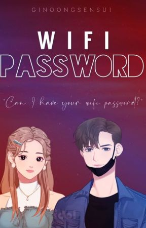 Wifi Password by GinoongSensui