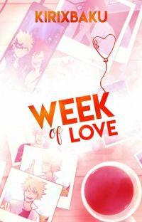 Week of Love. | Bakugou Katsuki x Kirishima Eijiro. #BNHAWeek2018 cover
