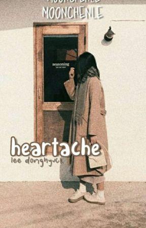 heartache. || l. haechan *hiatus* by VAMPYUT4
