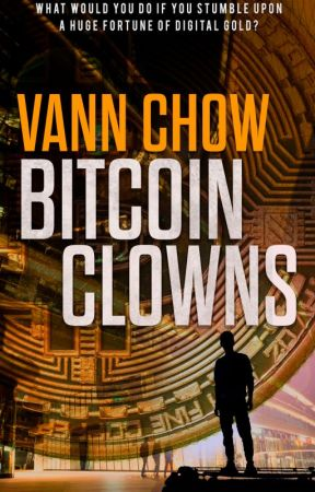 Bitcoin Clowns by vannchow