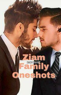 Ziam-Family-Oneshots cover