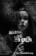 Masca De Cioburi by PandaEcrazy
