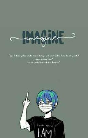 Imagine + K.idols by littlesadclown