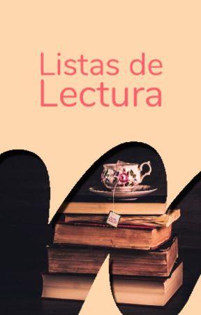 Listas de Lectura by WattpadFiccionGeneralES