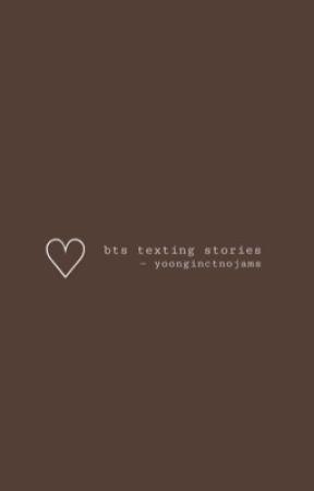BTS TEXTING STORIES/JOKES by yoongi_nct_nojams