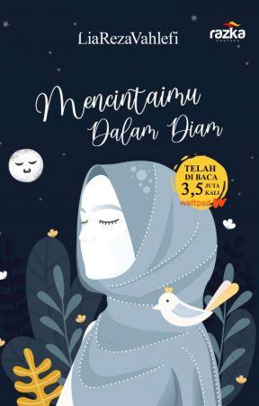 Mencintaimu Dalam Diam by liareza15