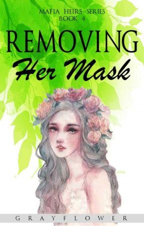 Removing Her Mask by grayflower