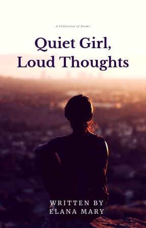 Quiet Girl, Loud Thoughts by Lanikins