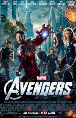 Règles pour vivre avec les Avengers by 20felindra02