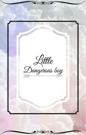 Little Dangerous Boy [Dl X Male Reader] by Felix_stray