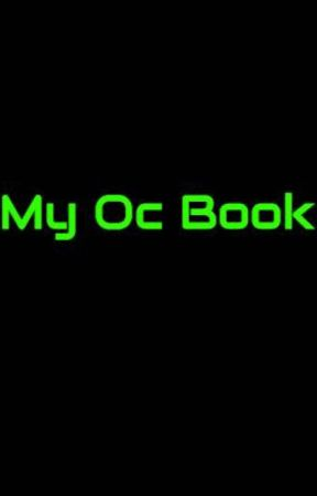My Oc Book by Hi-TechLightning117